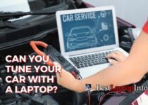 Can you Tune your Car with a Laptop?