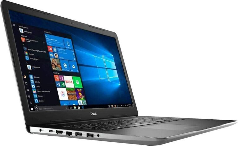 Dell Inspiron 17: Best Overall